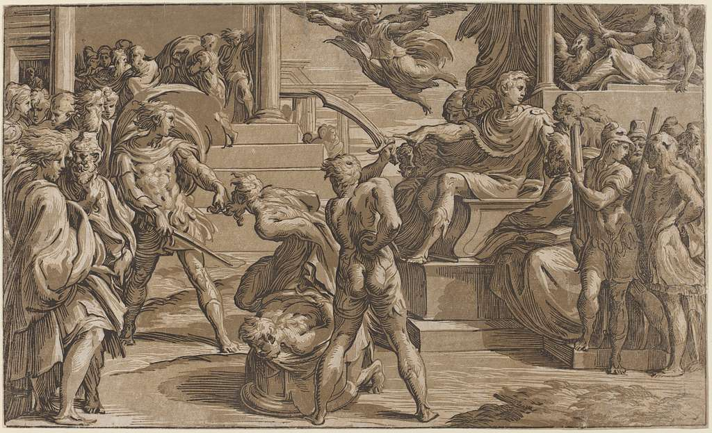 The Martyrdom of Saints Peter and Paul